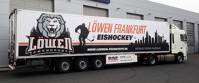 Löwen Eishockey Frankfurt